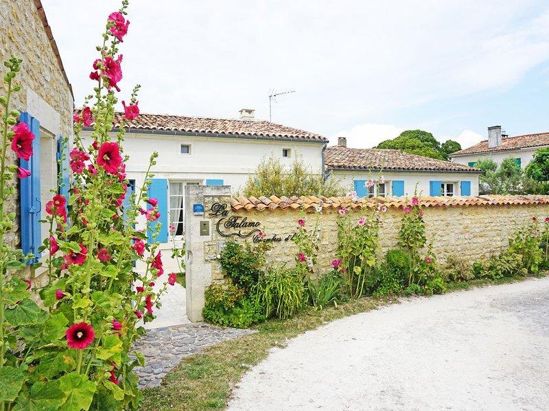 La Talamo : Meublé de tourisme à Talmont-sur-Gironde., vacation rental in Chenac-Saint-Seurin-d'Uzet
