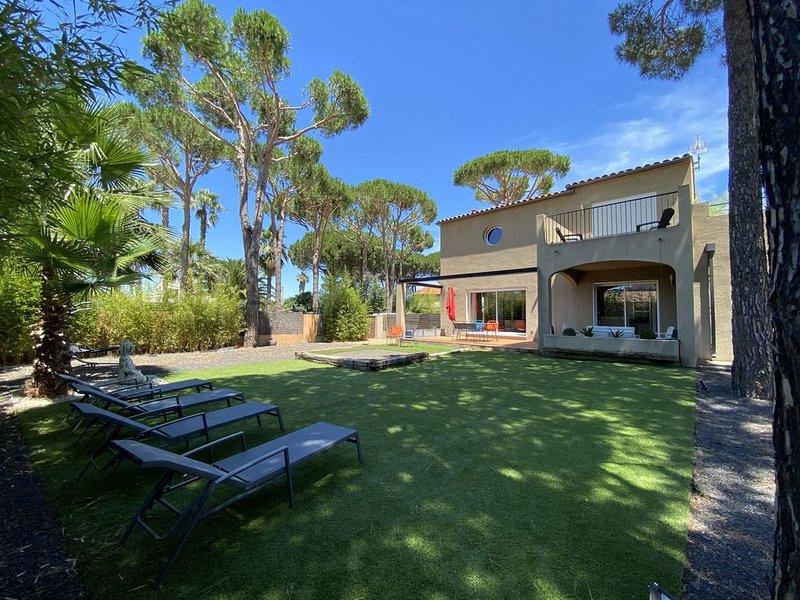 Appartement tout confort clim et piscine, vacation rental in Palau del Vidre