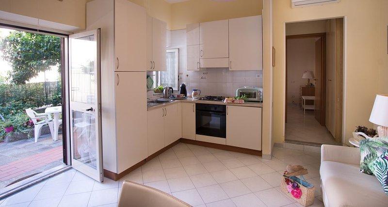 Vietri centro 'Villa Anna', holiday rental in Vietri sul Mare