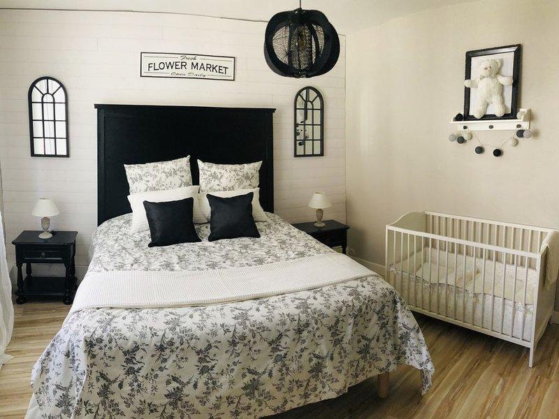 La vigne dort logement atypique proche de Colmar, holiday rental in Rouffach