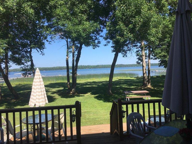 Potato Lake Paradise in northern Minnesota.  Just north of Park Rapids, alquiler vacacional en Park Rapids