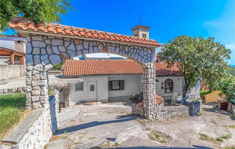 3 Zimmer Unterkunft in Praputnjak, holiday rental in Praputnjak