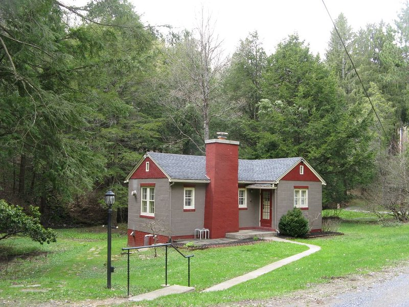 Streamside Cottage for Cherry Springs Stargazing, alquiler vacacional en Potter County