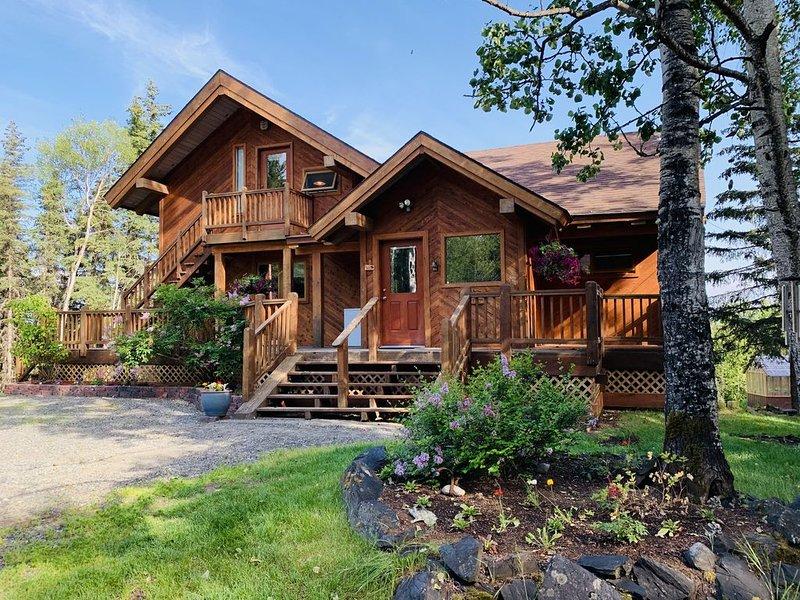 Alaska Mountainview Chalet - Near Morgan's Landing, Kenai River, aluguéis de temporada em Sterling