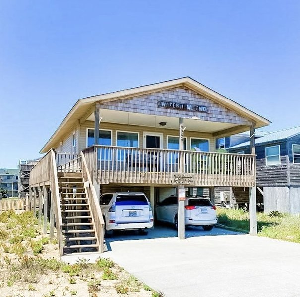 Genuine OBX Beachbox!, alquiler vacacional en Kitty Hawk