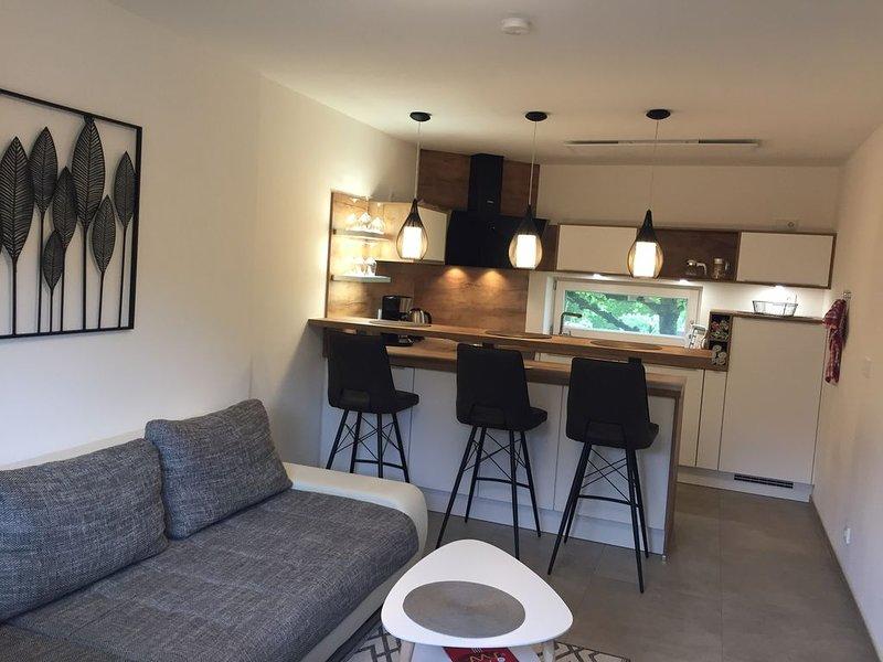 Charmantes Apartment im Münchner Osten in guter Lage zur Therme Erding, alquiler vacacional en Erding