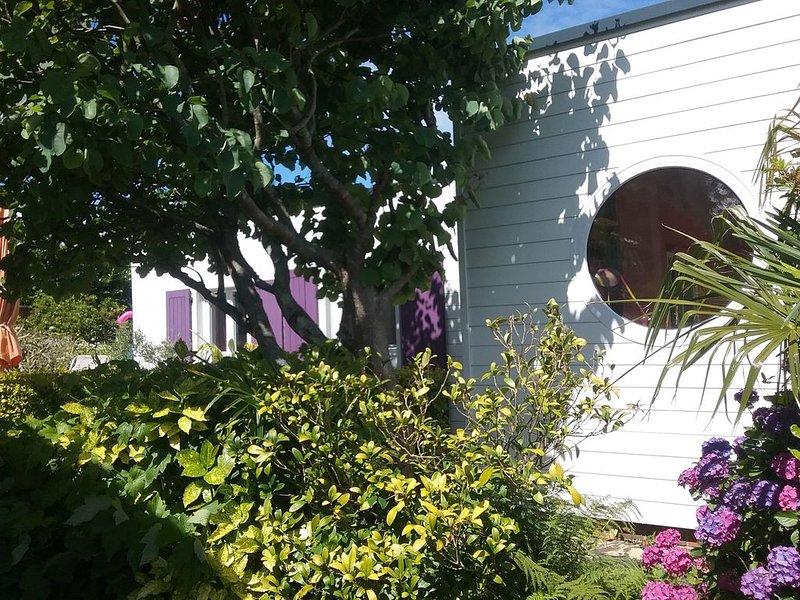 Petite maison indépendante, location de vacances à Pleuven