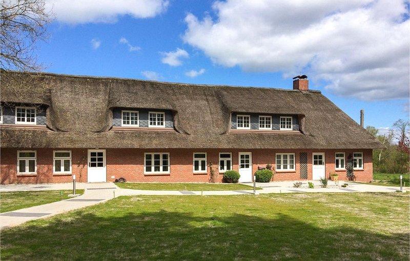 2 Zimmer Unterkunft in Langenhorn, vakantiewoning in Breklum