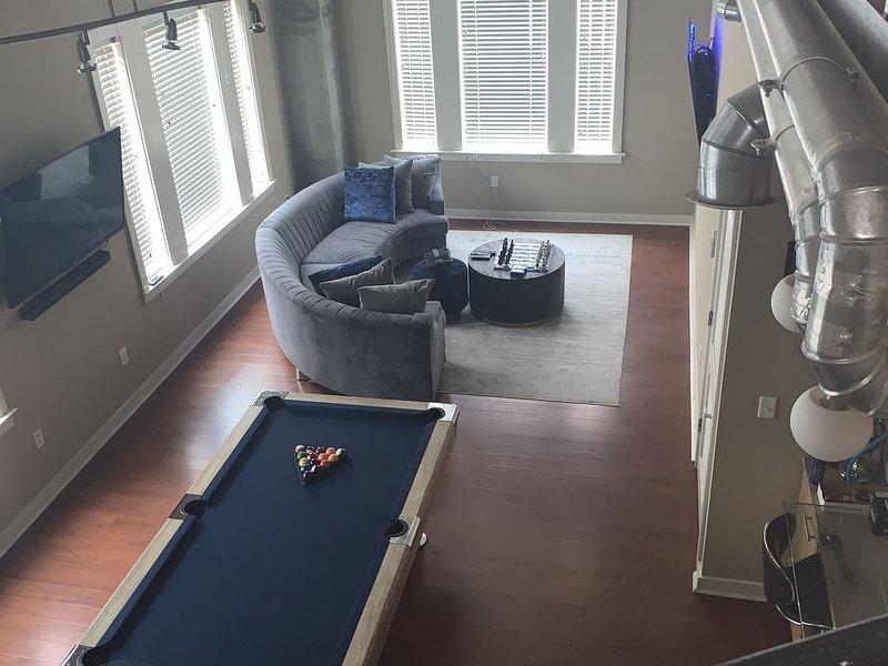 Exclusive private condo/loft style, aluguéis de temporada em Atlanta