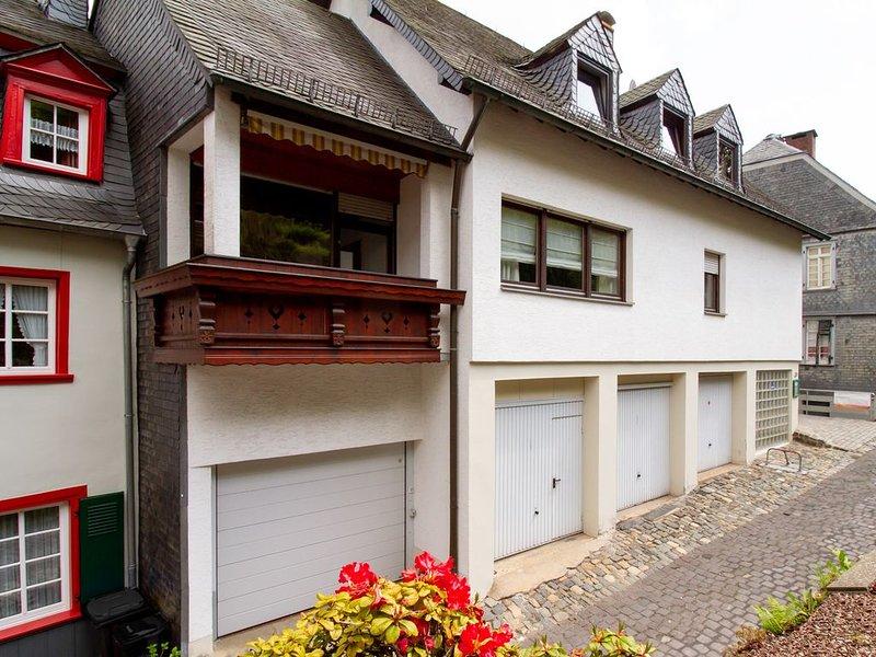 Luxe vakantiewoning in de oude binnenstad van Monschau, location de vacances à Monschau