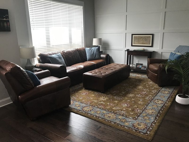 New Southside Chattanooga Townhouse- Excellent downtown location, holiday rental in East Ridge