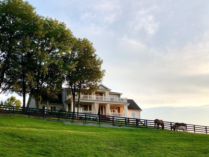 Luxury, Concierge Service *A&E Farm* minutes from Franklin & Nashville, holiday rental in Arrington