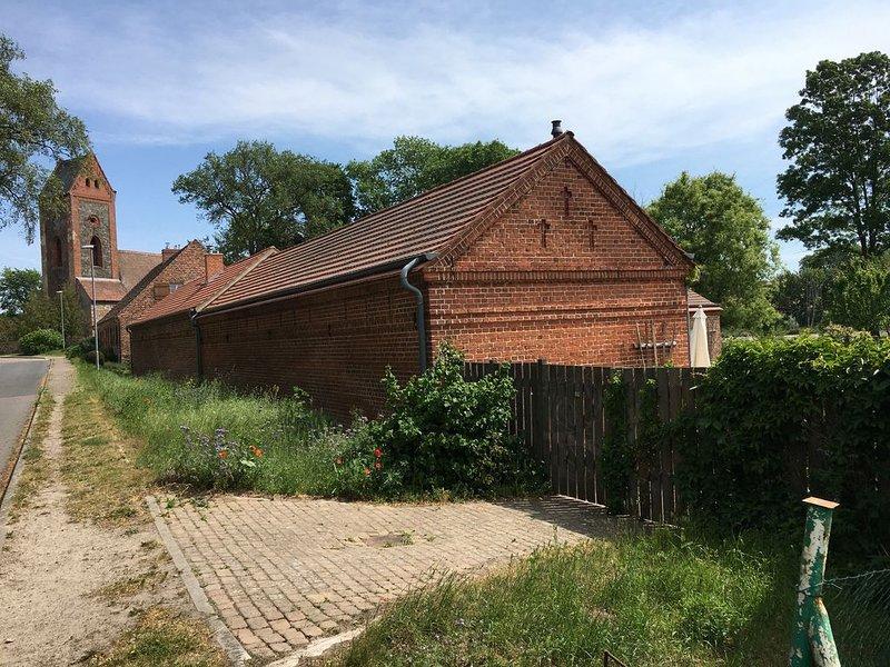 Romantisches Versteck II, holiday rental in Markisch Buchholz