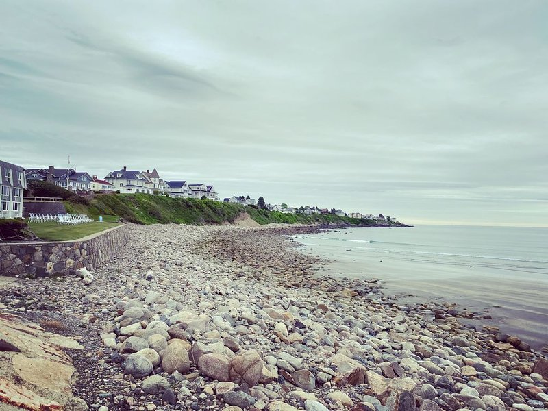Historic Oceanfront House - Stunning Views of Long Sands, York Beach, ME, vacation rental in York Harbor