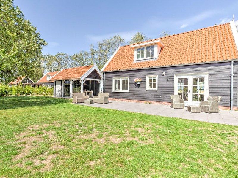 Rustic Holiday Home in Wissenkerke with Garden, alquiler vacacional en Geersdijk