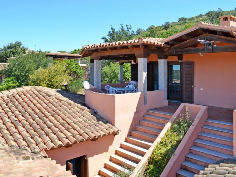 Ferienwohnung Villette Coda Cavallo (TEO390) in San Teodoro - 6 Personen, 2 Schl, casa vacanza a Capo Coda Cavallo