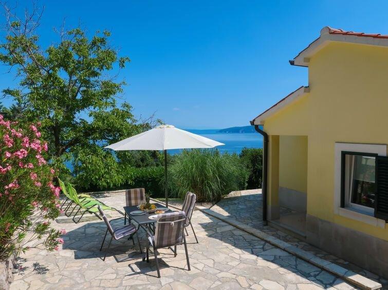 Ferienhaus Makvic (MOD310) in Mošćenička Draga - 5 Personen, 2 Schlafzimmer, alquiler de vacaciones en Moscenicka Draga