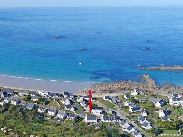 Ferienhaus Rivages-Les Villas Bord de Mer (PLC245) in Plouescat - 8 Personen, 4, casa vacanza a Plouescat