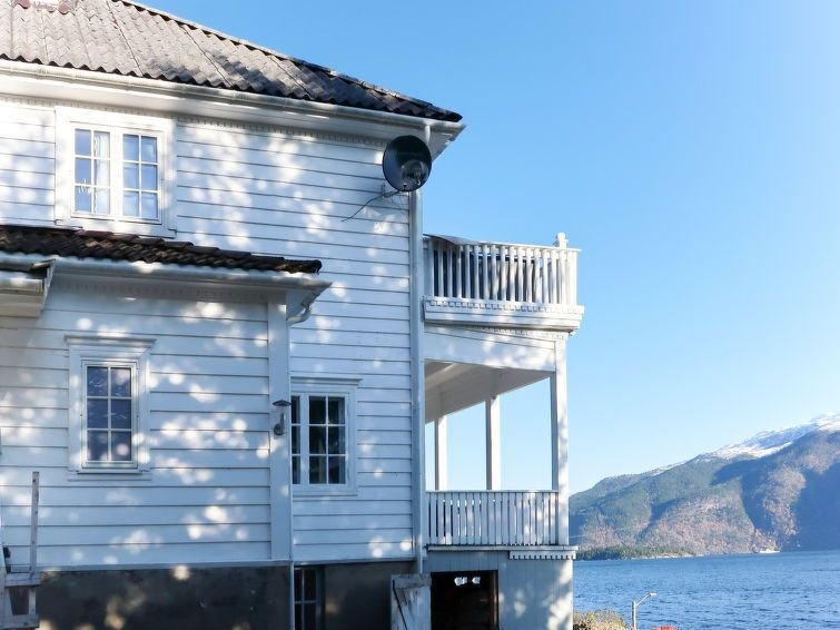 Ferienwohnung Majorstuen (FJS012) in Balestrand - 5 Personen, 3 Schlafzimmer, location de vacances à Sogn og Fjordane