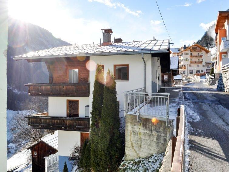 Ferienwohnung Miramonte (KPL281) in Kappl - 5 Personen, 2 Schlafzimmer, vacation rental in Ischgl