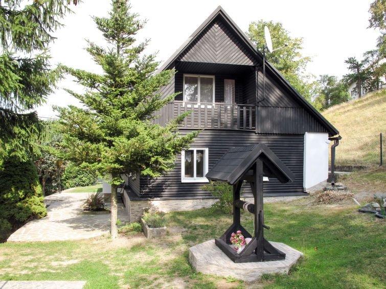 Ferienhaus Ludek (KNY110) in Kvasiny - 6 Personen, 2 Schlafzimmer, location de vacances à Zamberk