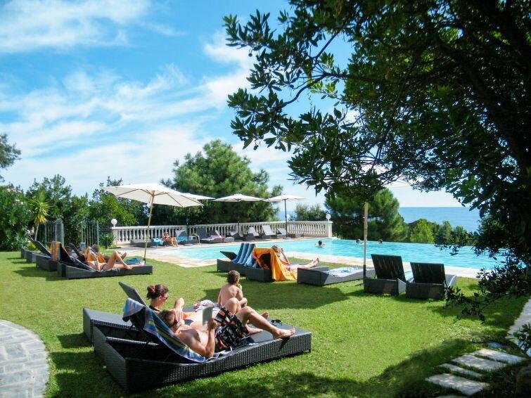 Ferienhaus Mare e Monte (SOZ100) in Solenzara - 4 Personen, 1 Schlafzimmer, vacation rental in Favone