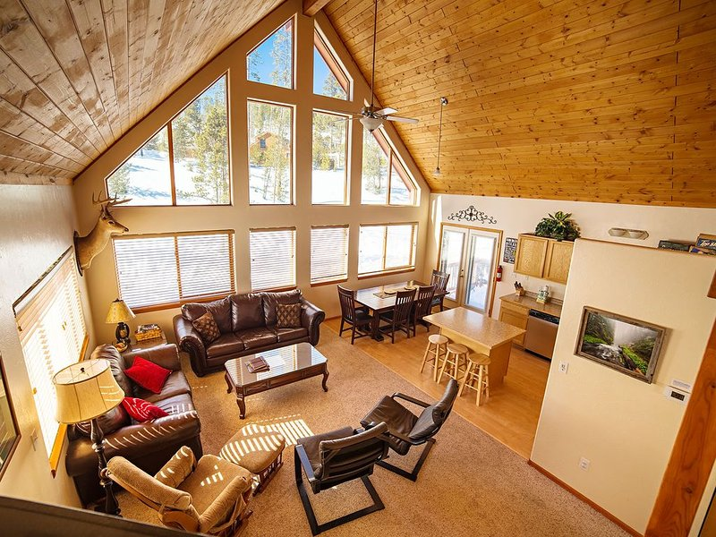��Grand Lake Relaxing Mtn Retreat with WIFI, 1.7 Miles to Town, holiday rental in Grand Lake