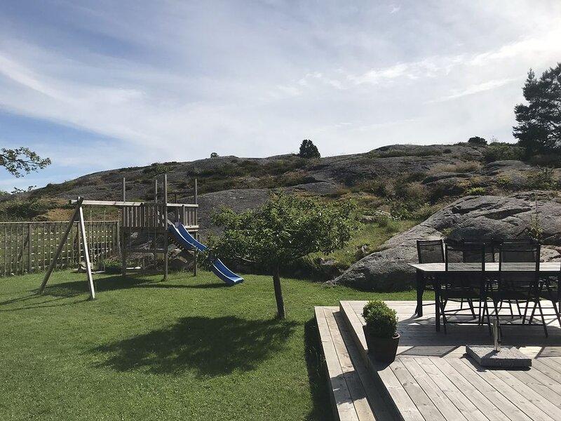 Villa Marstrand, koön, vacation rental in Varekil