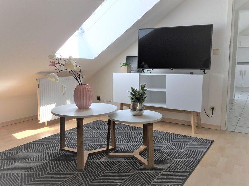 Zwillingsperlen Leutzsch – Appartement Villenblick, holiday rental in Leipzig