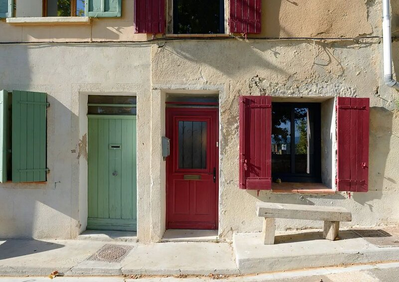 Maison provençale de 100m2 proche d'Aix en Provence, holiday rental in Eguilles