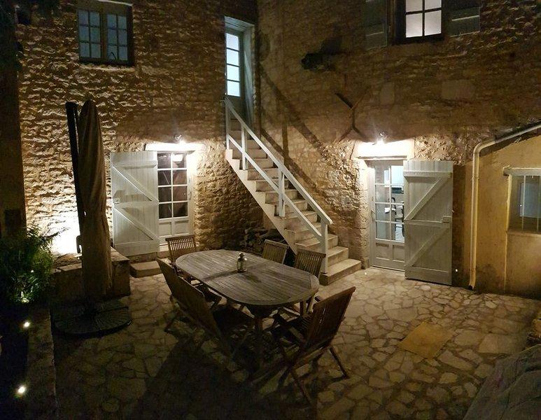 Face au chateau des Milandes maison de caractère, vacation rental in Saint-Vincent-de-Cosse