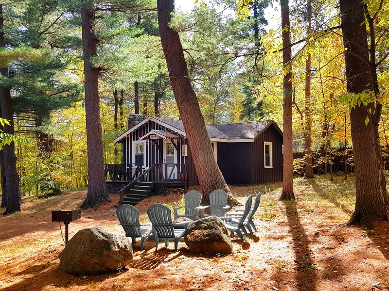 2 Bedroom Chalet with Fireplace, holiday rental in Wilmington