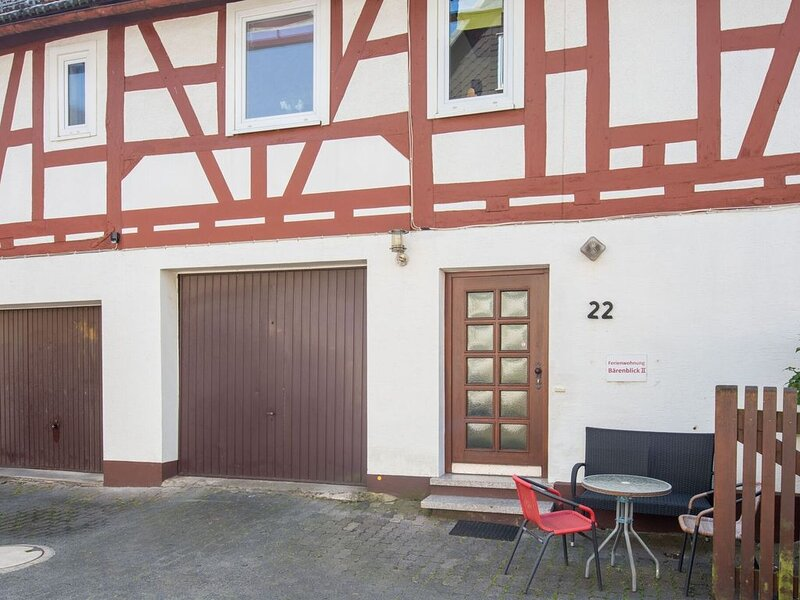 Heritage Apartment in Battenberg with Skiing Near, location de vacances à Dautphetal