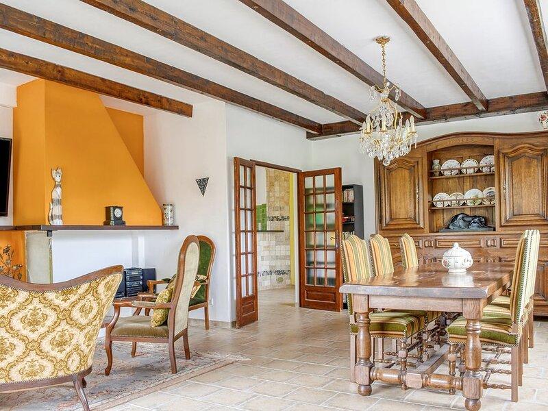 Les Vignes de Carcassonne - Jardin et piscine, holiday rental in Blomac