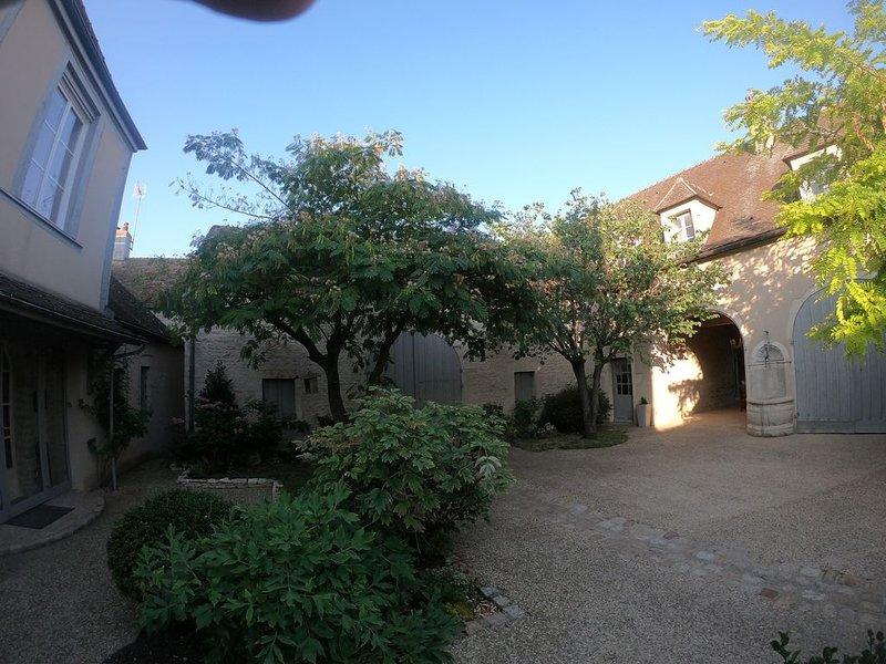 Beaune. Bel appartement au centre ville avec piscine., vacation rental in Ladoix-Serrigny