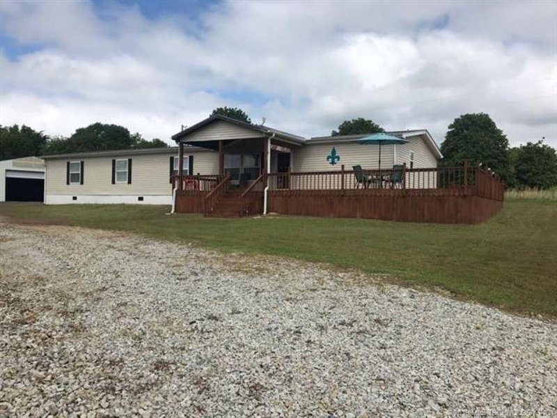 Come join Camp 5 O'Clock - Stunning home at Porum Landing, holiday rental in Gore