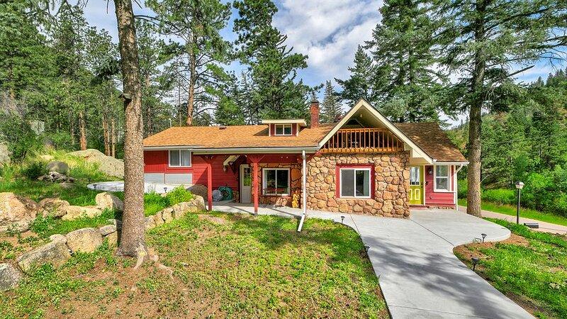 The Chipita Park Cabin, location de vacances à Cascade