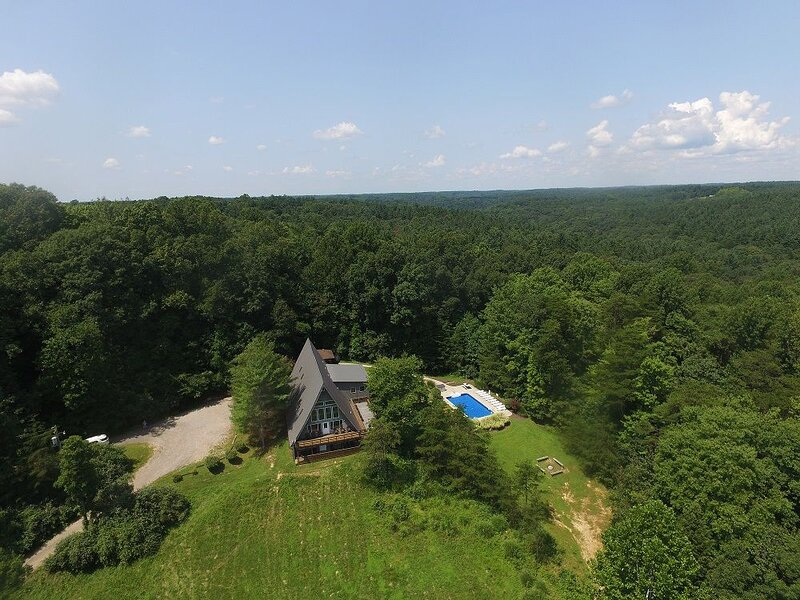 Fallswood Lodge - Hocking Hills, location de vacances à Gibisonville