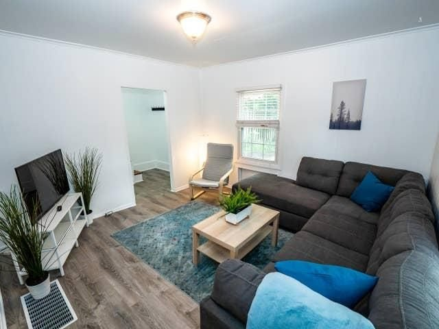 Cosy Home in the Heart of Short North, vacation rental in Columbus