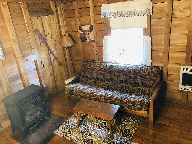 Sweet Valley Cottages - near Ricketts Glen State Park - cottage 3, holiday rental in Cambra