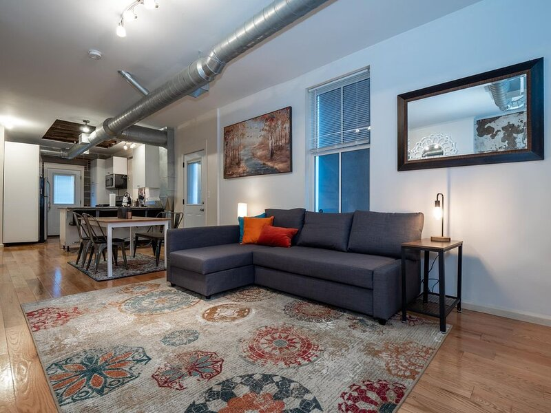 Brilliant Spacious Home in Cincinnati OTR, alquiler vacacional en Cincinnati