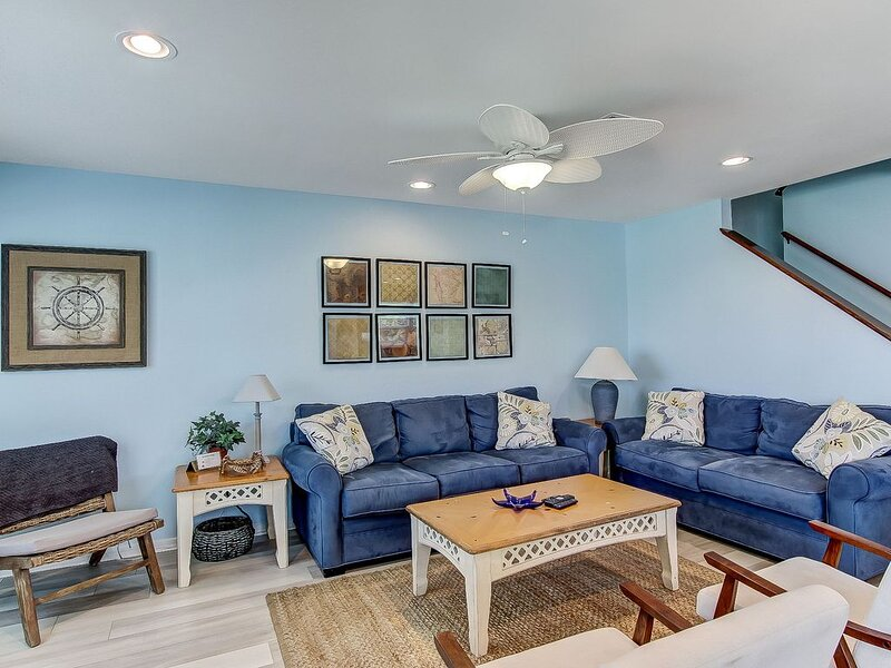 Oceanfront Condo With Amazing Views! Located in Summer Beach Village!!!!!!!!!, holiday rental in Yulee