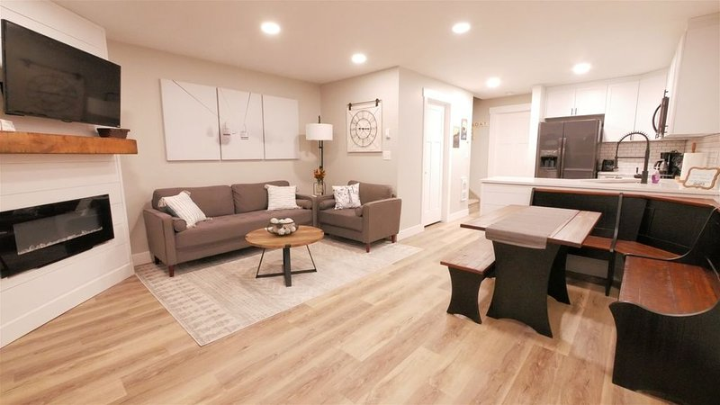 Beautifully Remodeled- 2 BR Wolf Creek Condo  Newly remodeled 2 BR Condo, holiday rental in Brigham City