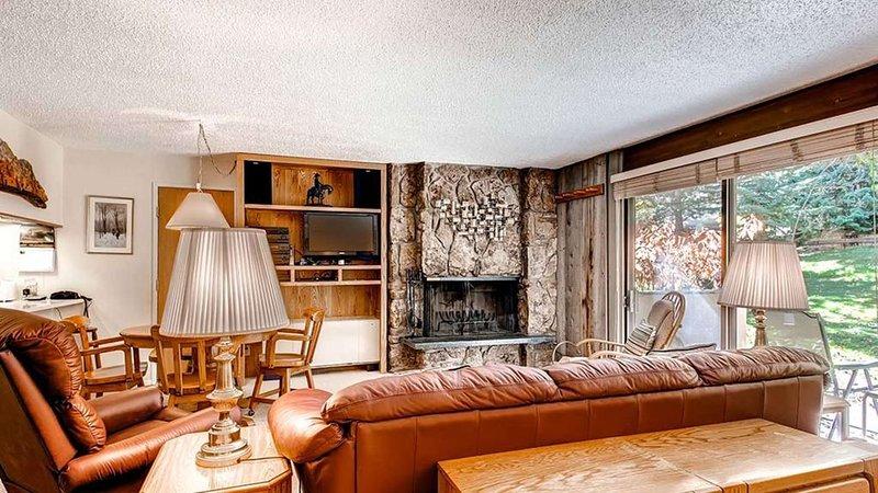 Click to Save 25% Studio, 1 bath in Snowmass, ski-in ski-out, location de vacances à Snowmass Village