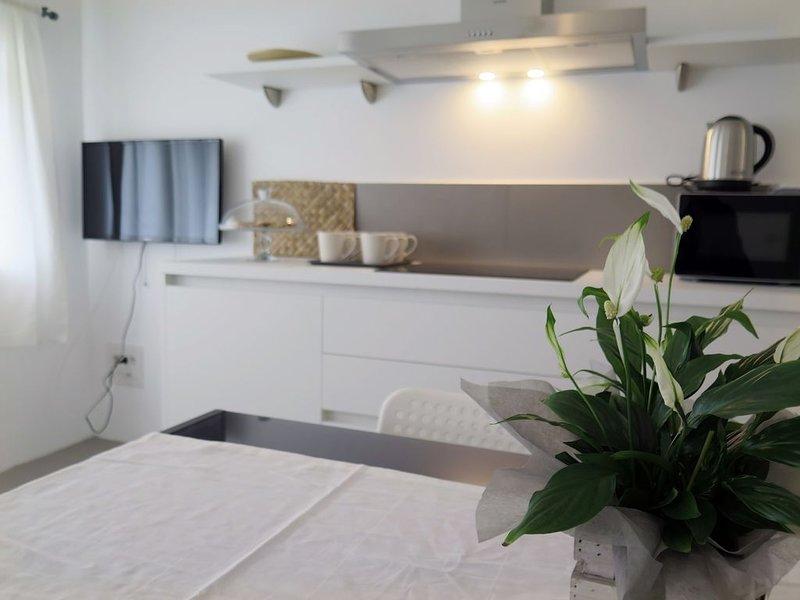 APPARTAMENTO CON BALCONE/TERRAZZA INDIPENDENTE, vakantiewoning in Nago-Torbole