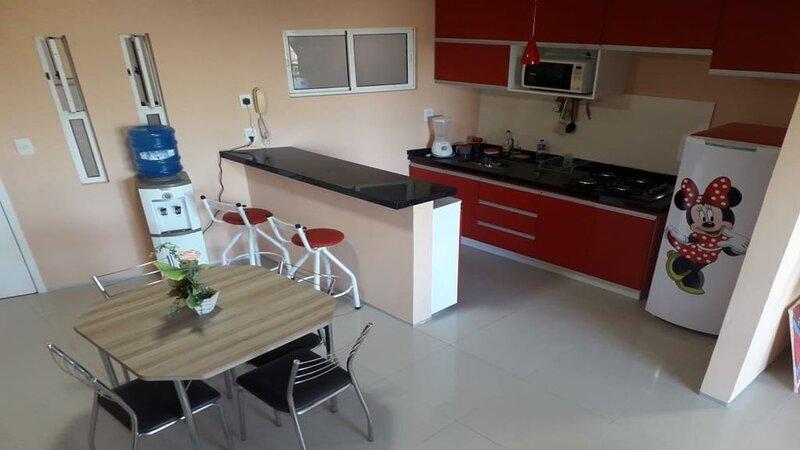 apartamento inteiro, vista mar, holiday rental in Taiba
