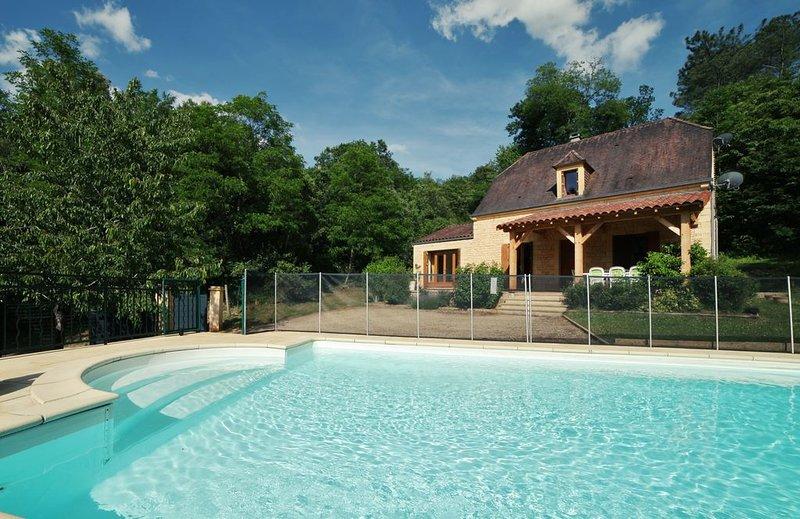 'Le Canard Bleu', aluguéis de temporada em Grolejac