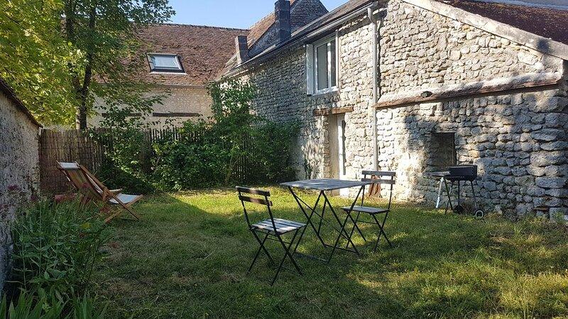 Ravissante Maison 80 m2, au calme à 1h de Paris, location de vacances à Nemours