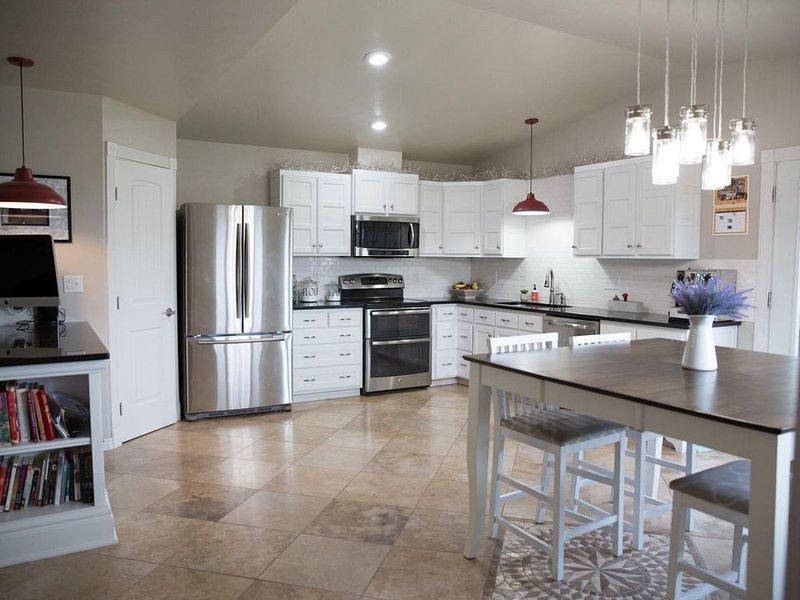 Executive housing on 4.5 acres close to Missoula, location de vacances à Stevensville