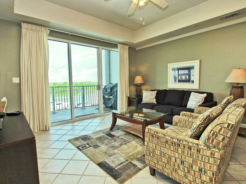 Wharf 508- Stay Here for Memorial Day! Act Fast!, holiday rental in Elberta